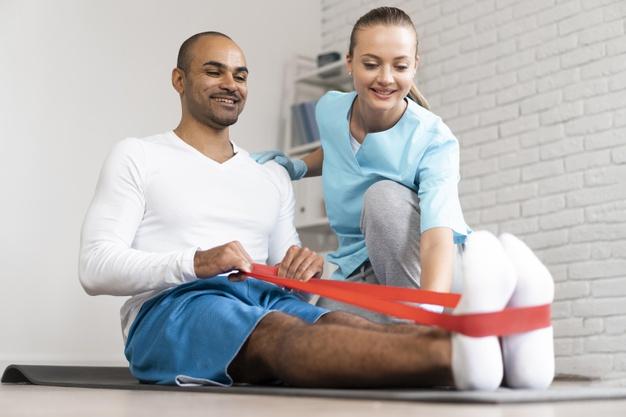 Fisioterapeuta pode ser mei?