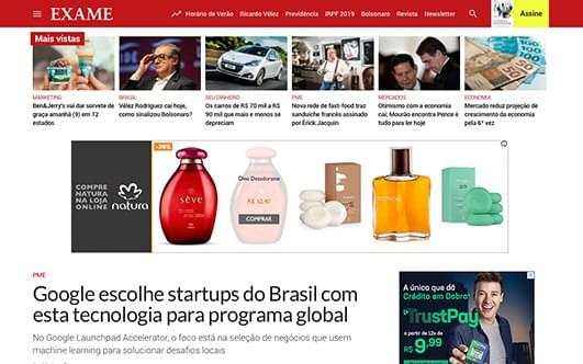 Google escolhe startups do Brasil com esta tecnologia para programa global.